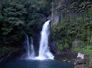 河津七滝の大滝
