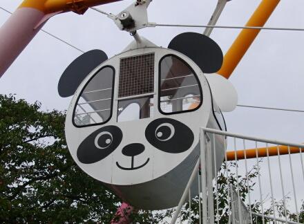 パンダの観覧車