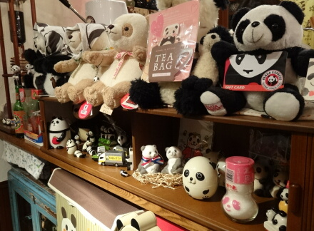 パンダ好きの聖地(爆)